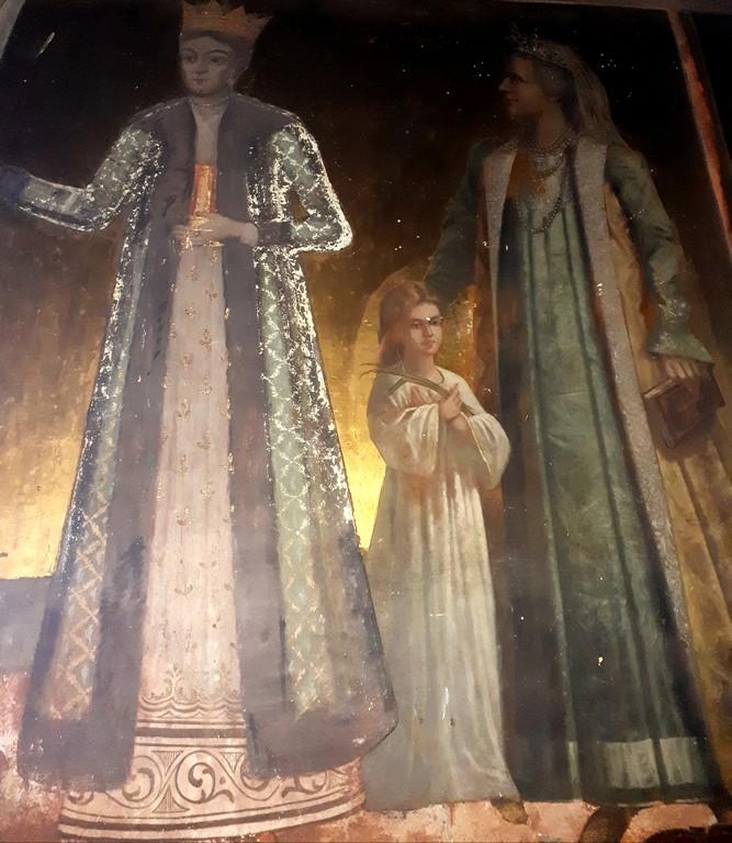 Manastirea Caldarusani, obiective turistice Ilfov, Romania, Matei Basarab, Regele Carol si Regina Elisabeta