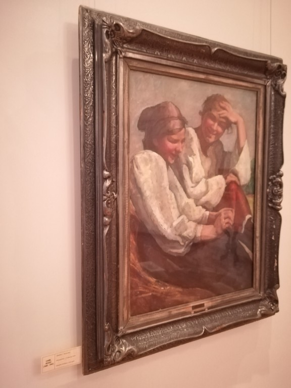 Victor Brauner, Camil Ressu, Casa-PAsei-Muzeul-de-Arta-Tulcea-obiective-turistice-Romania-arhitectura-pictura