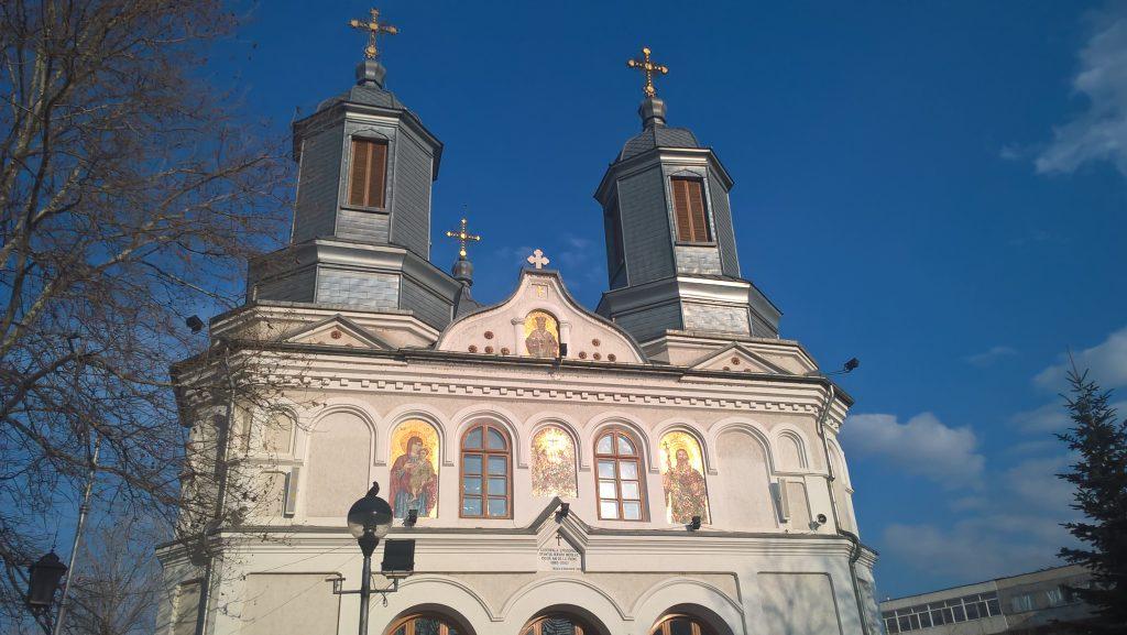 Catedrala Tulcea, Casa Avramide, muzeu Tulcea, obiective turistice Romania, arhitectura, arta, pictura Eugeniu Barau