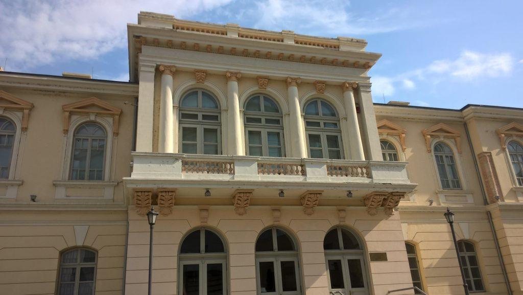 Muzeul de Arta Tulcea, obiective turistice Romania, arhitectura, pictura