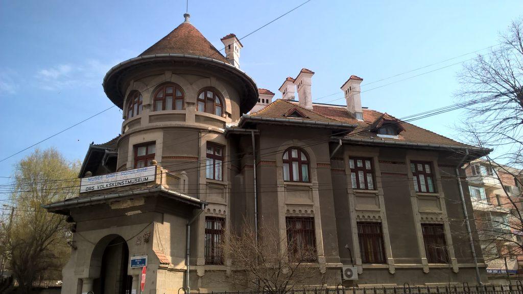 Muzeul de Etnografie Tulcea, obiective turistice Romania