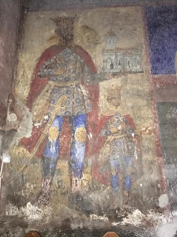 Manastirea Cotmeana, Ramnicu Valcea, obiective turistice, Romania, Mircea cel Batran, Brancoveanu