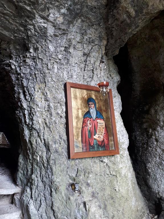 Manastirea si pestera Sfantul Ioan Casian, Dobrogea, Tulcea, obiective turistice Romania