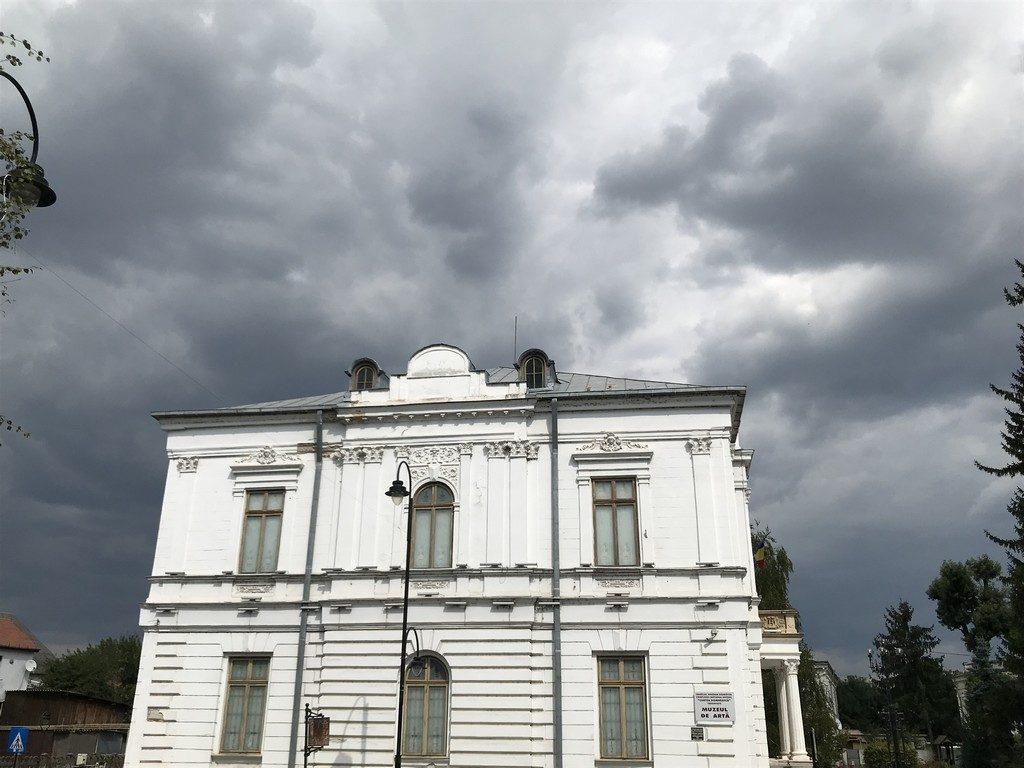 Muzeul de Arta Targoviste, Dambovita, Romania