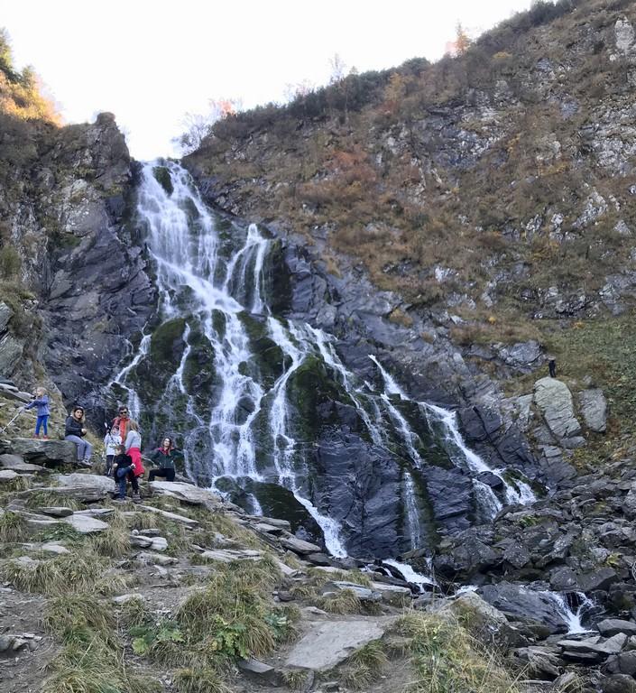 traseu Balea Cascada, Transfagarasan, obiective turistice Romania