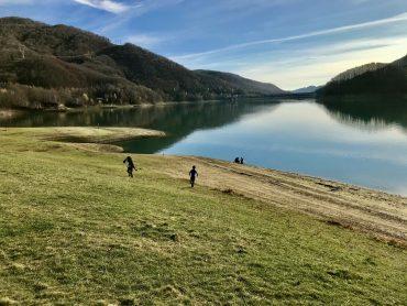 Barajul Paltinu, Varful Secaria, obiective turistice Valea Doftanei, Prahova, Romania, Tesila, drumetie, traseu cu copiii
