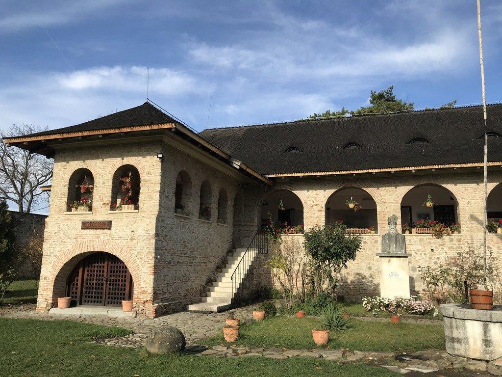 Casa domneasca de la Brebu, muzeu, Matei Basarab, Nicolae Grigorescu, Sava Hentia, arhitectura, obiective turistice Prahova, Valea Doftanei, Romania,