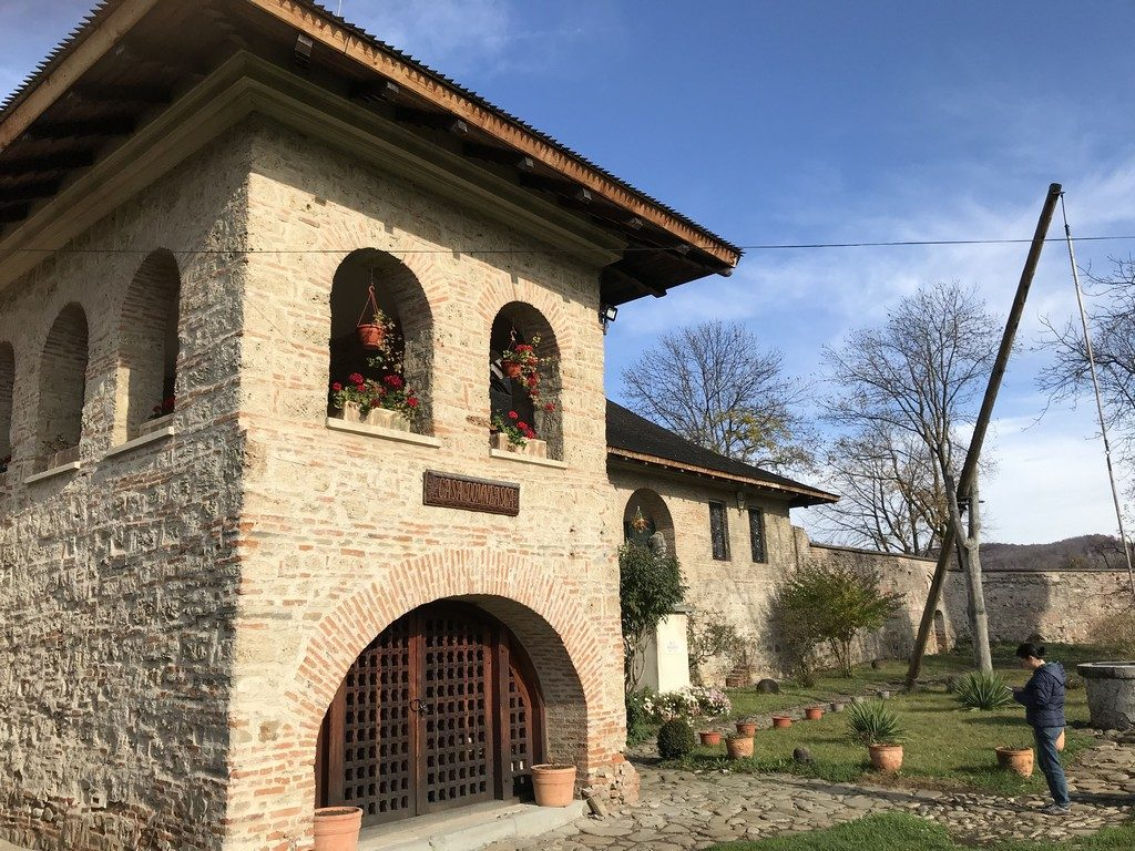 Casa domneasca de la Brebu, muzeu, Matei Basarab, Nicolae Grigorescu, Sava Hentia, arhitectura, obiective turistice Prahova, Valea Doftanei, Romania