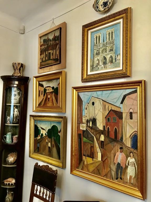 Casa memoriala Alexandru Tipoia, Tzipoia, pictor, ceramist, arta, obiective turistice Bucuresti, Romania, atractii, muzeu