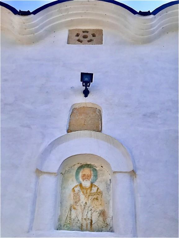 Biserica Ingropata Istria, monument istoric, Romania, Dobrogea