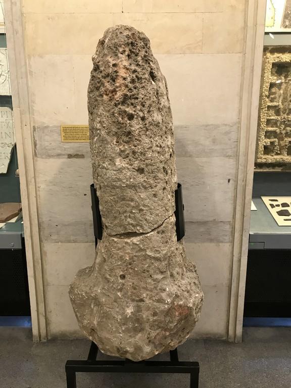 borna romana, obiective turistice Bucuresti, Romania, Muzeul Militar Regele Ferdinand
