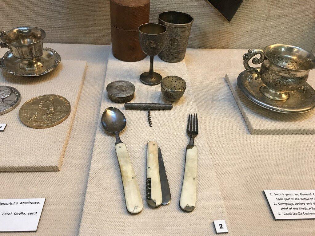 obiecte Carol Davila, obiective turistice Bucuresti, Romania, Muzeul Militar Regele Ferdinand