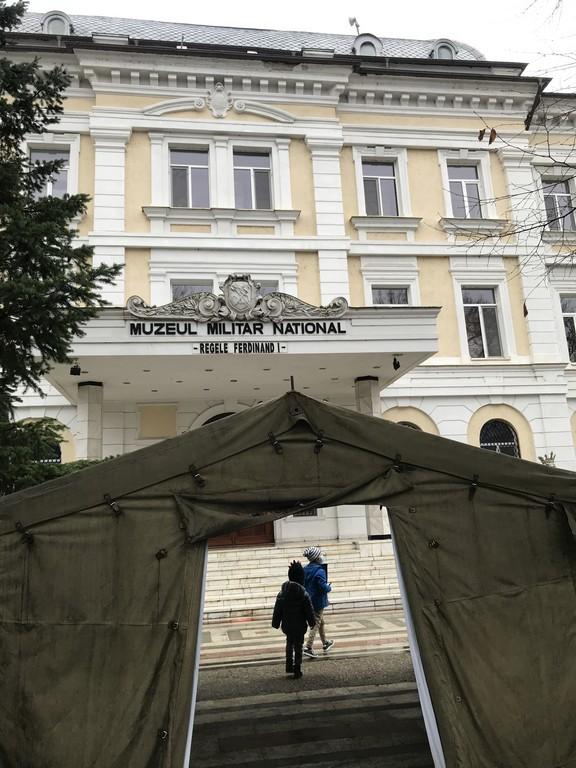 obiective turistice Bucuresti, Romania, Muzeul Militar Regele Ferdinand