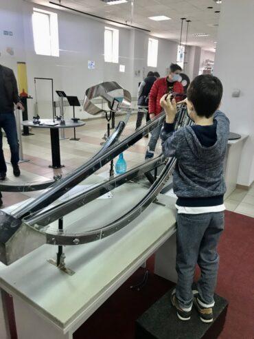 Casa Experimentelor Bucuresti, Romanian Science Center, activitati pentru copii in Bucuresti, Scoala Altfel
