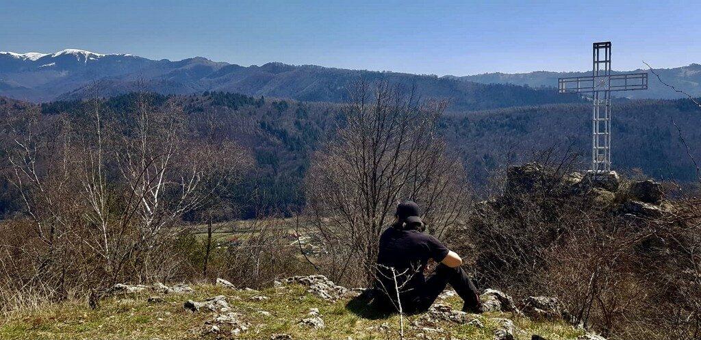 Crucea lui Mihai Viteazul de la Stoenesti, Valea Badenilor, Arges, obiective turistice Romania