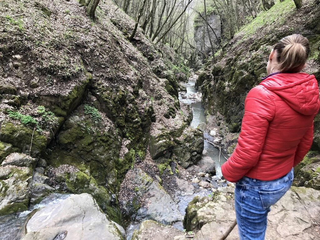 Cheile Borzesti, traseu, via ferrata, Romania, Transilvania, Cluj, obiective turistice