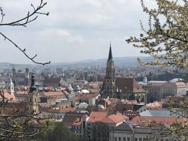 Cluj Napoca, obiective turistice, Romania, Transilvania, Cetatuia