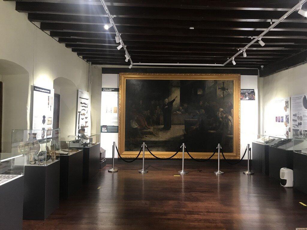 Muzeul de Istorie Turda, obiective turistice Romania, Francisc David, Potaissa